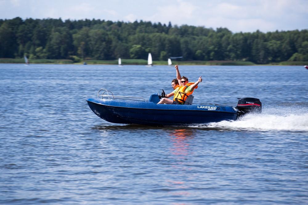 самый экономичный мотор для лодки